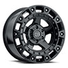 TSW Cinco Alloy Wheels Gloss Black w/ Stainless Bolts