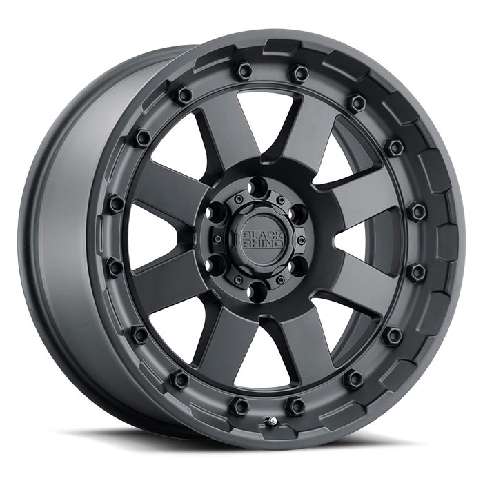 Cleghorn Truck Rims by Black Rhino