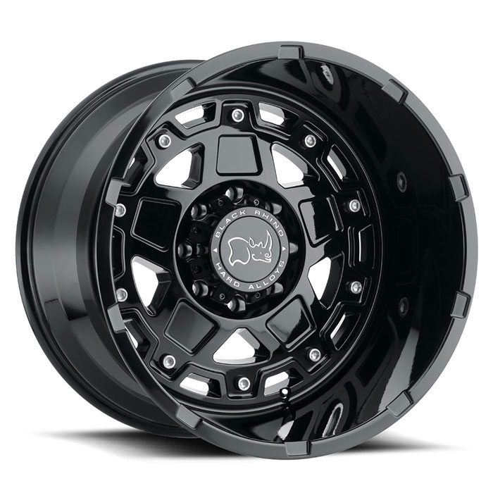 Combat Truck Rims by Black Rhino
