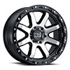 TSW Coyote Alloy Wheels Gloss Black w/ Machined Face & Stainless Bolts