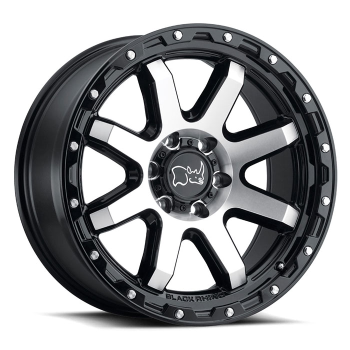 Coyote Truck Rims by Black Rhino