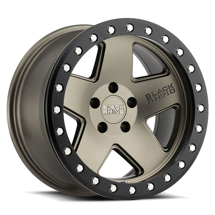 Crawler Beadlock Truck Rims by Black Rhino