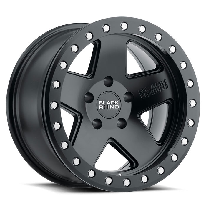 Black Rhino wheels and rims |Crawler Beadlock