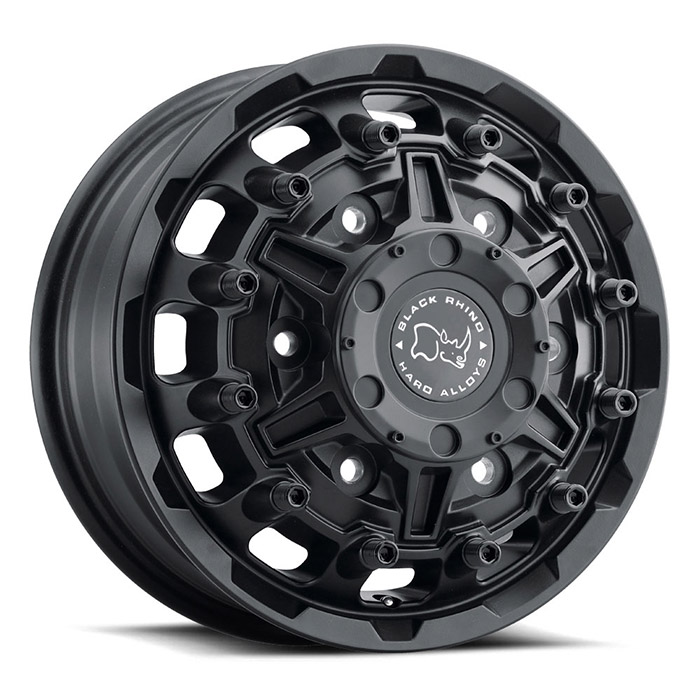 Destroyer Truck Rims by Black Rhino