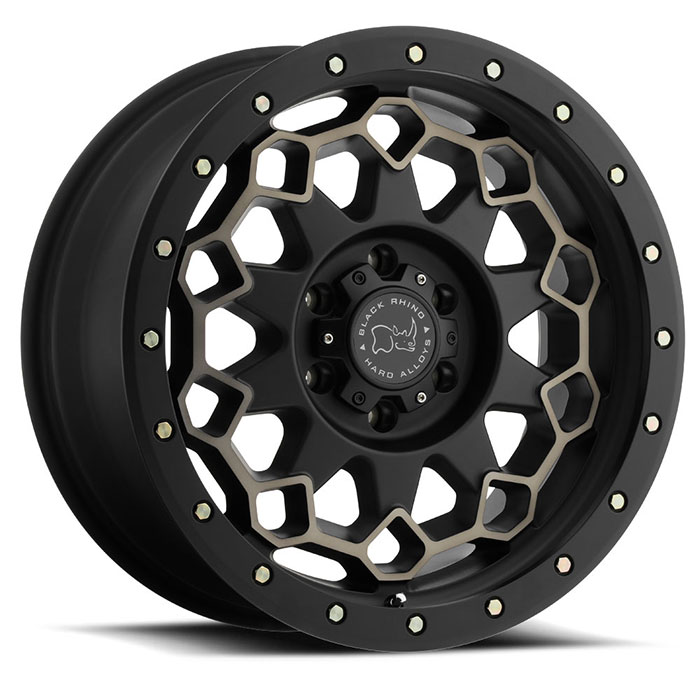 Diamante Truck Rims by Black Rhino