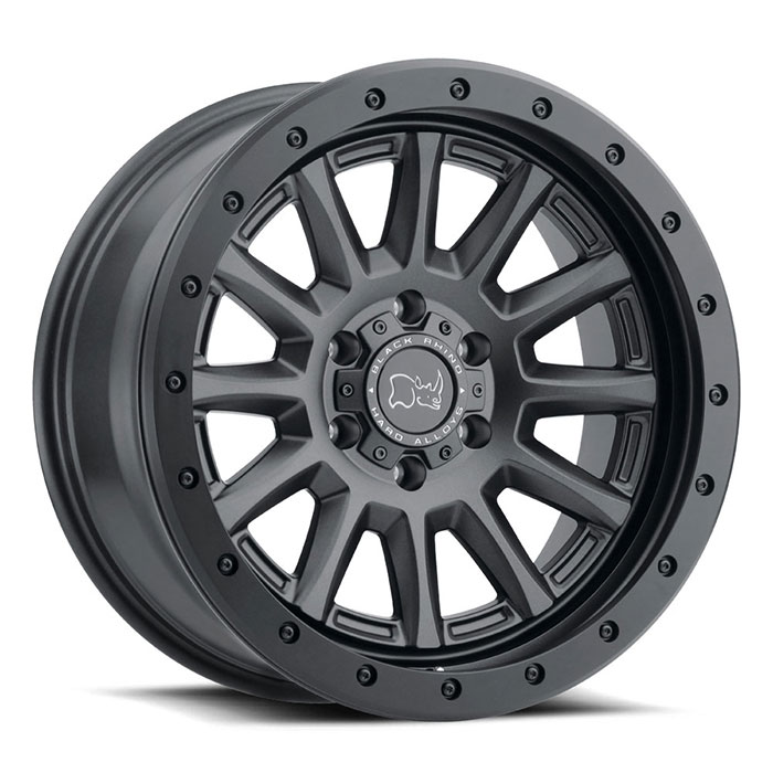 Black Rhino wheels and rims |Dugger