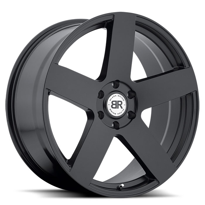 Everest Truck Rims by Black Rhino