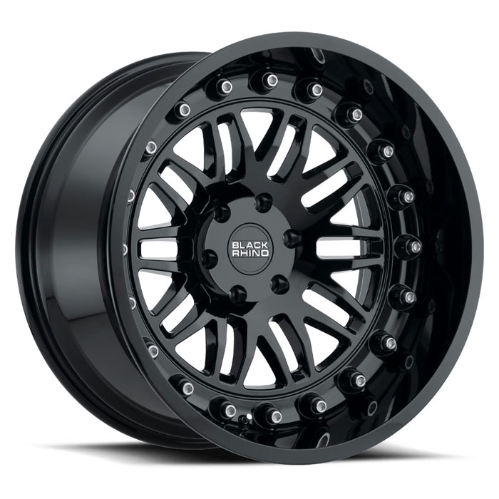 Fury Truck Rims by Black Rhino