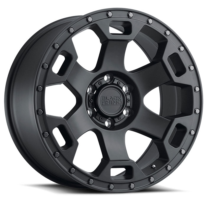 Gauntlet Truck Rims by Black Rhino