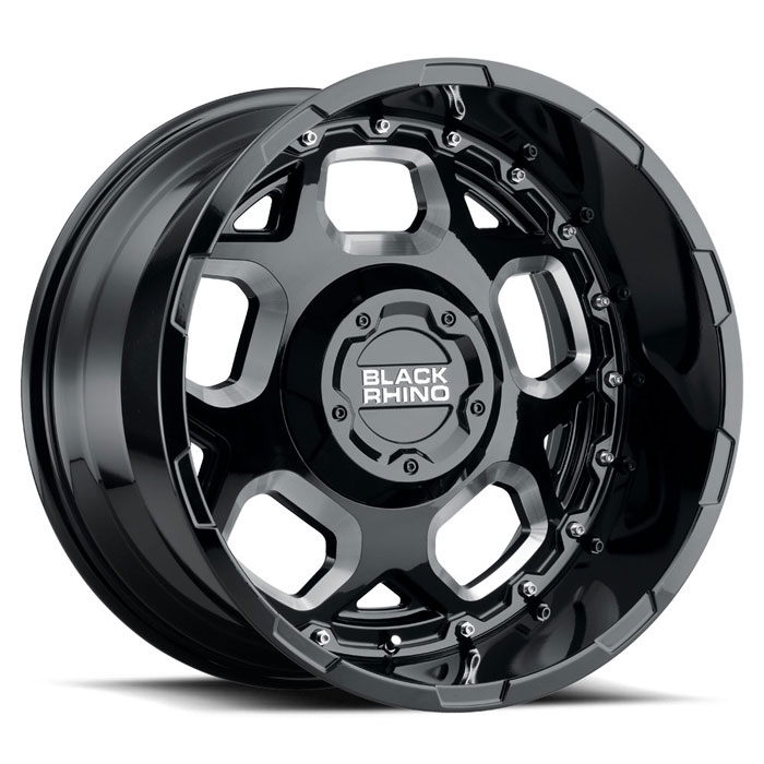 Black Rhino wheels and rims |Gusset