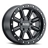 TSW Hachi Alloy Wheels Matte Black w/ Silver Bolts