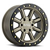 TSW Hachi Alloy Wheels Bronze w/ Black Lip Edge & Brass Bolts