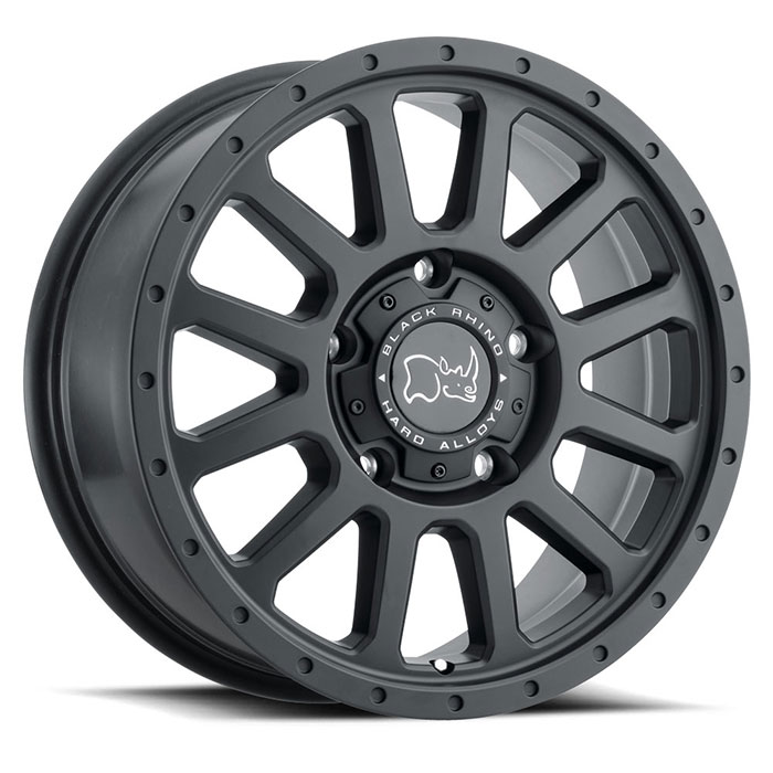 Havasu Truck Rims by Black Rhino