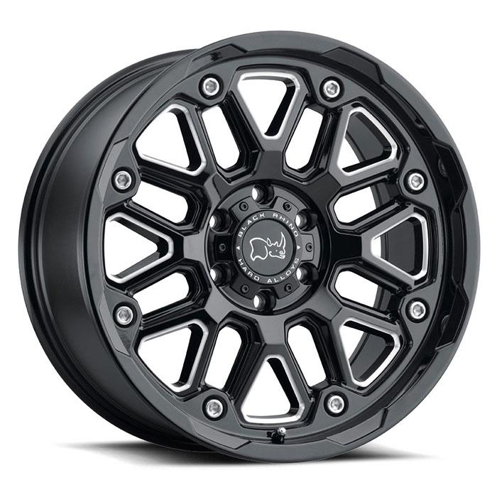 Black Rhino wheels and rims |Hollister