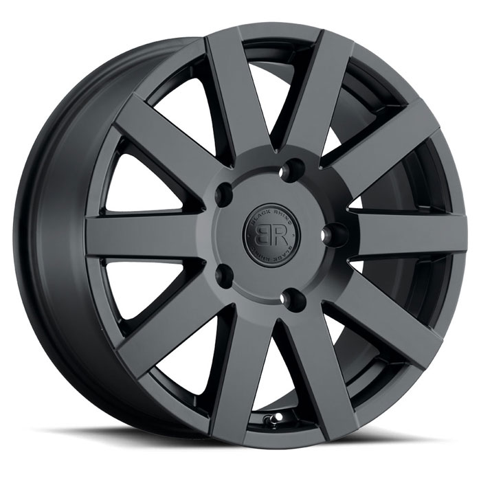Journey Truck Rims by Black Rhino