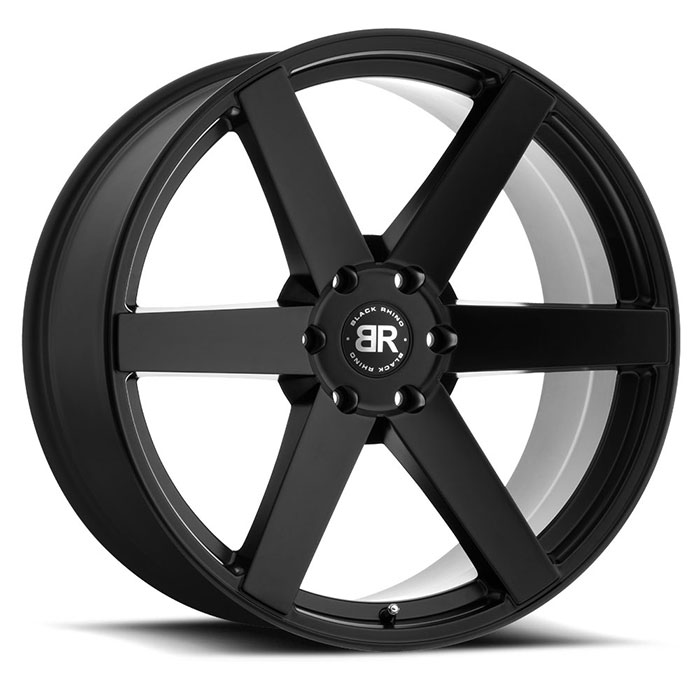 Karoo Truck Rims by Black Rhino