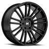 TSW Kruger Alloy Wheels Gloss Black