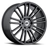 TSW Kruger Alloy Wheels Gloss Gunmetal