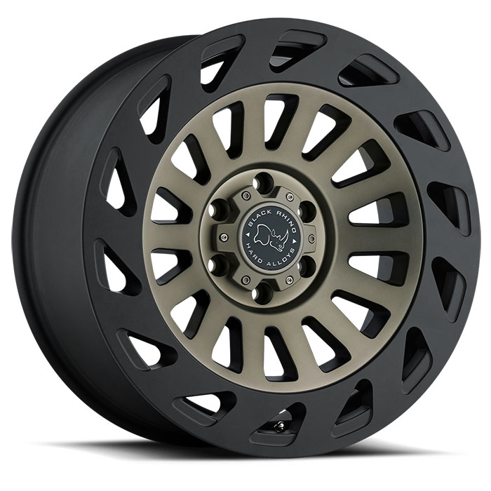 Madness Truck Rims by Black Rhino