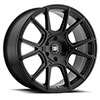 TSW Mala Alloy Wheels Matte Black