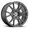 TSW Mala Alloy Wheels Matte Gunmetal