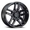TSW Mesa Alloy Wheels Gloss Black