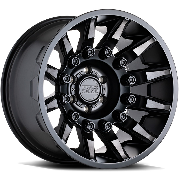 Mission Truck Rims by Black Rhino