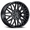 TSW Morocco Alloy Wheels Gloss Black