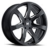 TSW Mozambique Alloy Wheels Gloss Black Milled Spokes