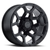 TSW Overland Alloy Wheels Matte Black