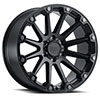 TSW Pinnacle Alloy Wheels Semi Gloss Black w/ Gunmetal Bolts