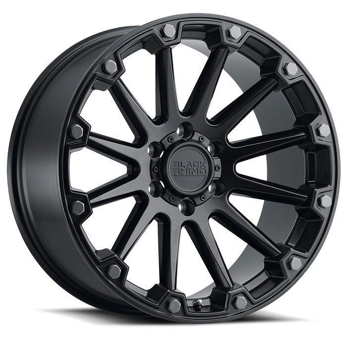 Black Rhino wheels and rims |Pinnacle