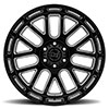 "Pismo Gloss black w/milled spokes (12"")"