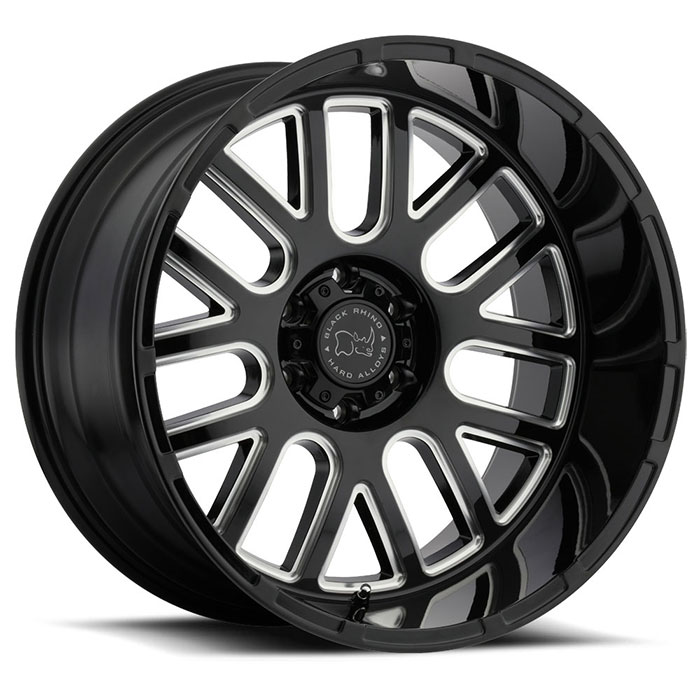 Pismo Truck Rims by Black Rhino
