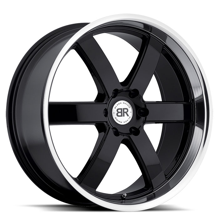 Pondora Truck Rims by Black Rhino