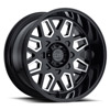TSW Predator Alloy Wheels Gloss Black w/Milled Windows