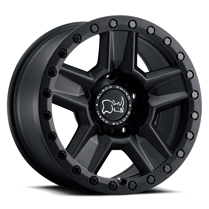 Ravine Truck Rims by Black Rhino
