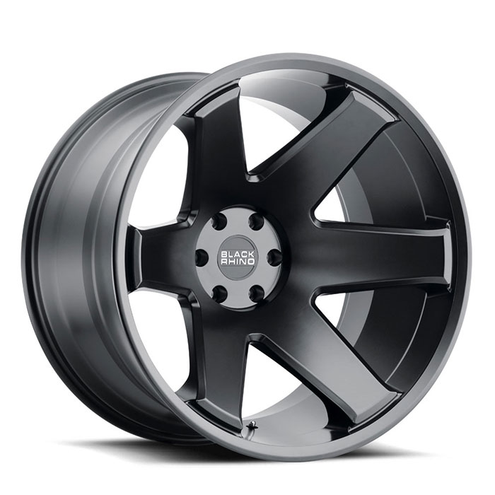 Black Rhino wheels and rims |Raze