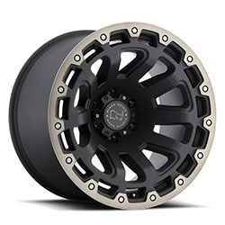 Black Rhino wheels and rims |Razorback