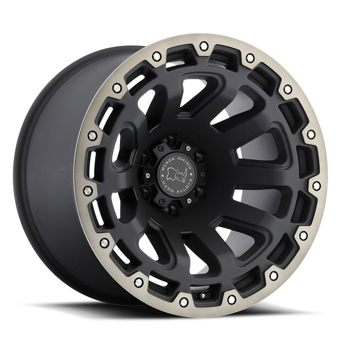 Razorback Truck Rims by Black Rhino
