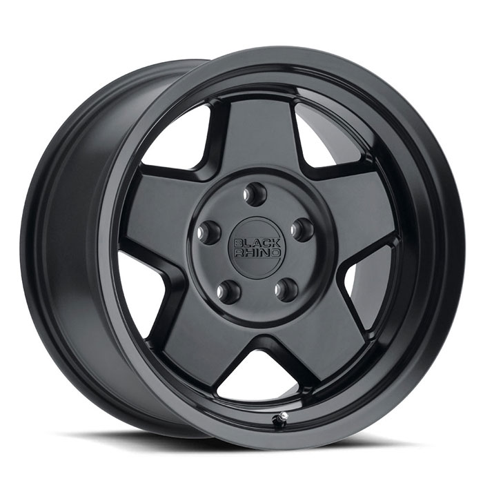 Realm Truck Rims by Black Rhino