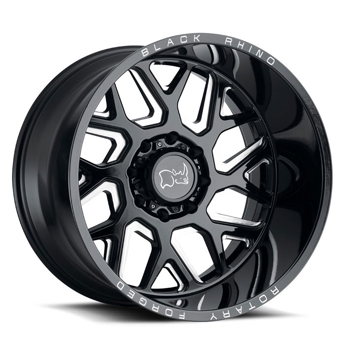 Reaper Truck Rims by Black Rhino