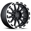 TSW Revolution Alloy Wheels Matte Black with Matte Machine Lip Edge
