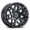 TSW Ridge Alloy Wheels Matte Black