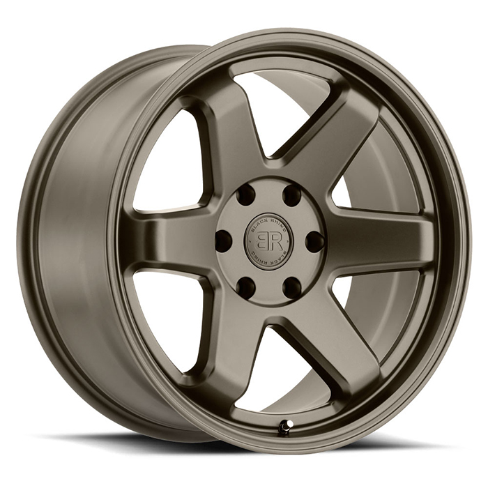 Roku Truck Rims by Black Rhino