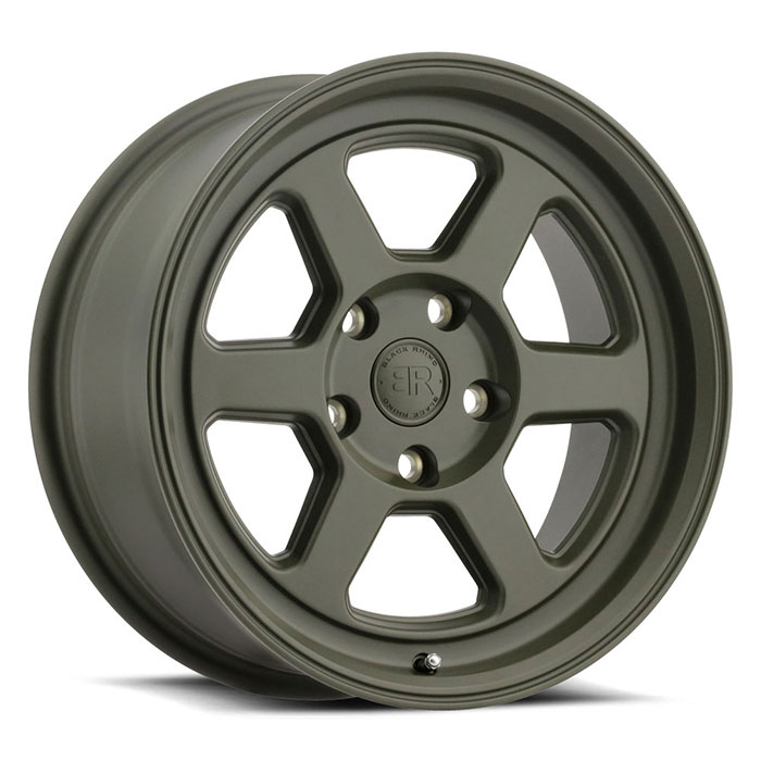 Rumble Truck Rims by Black Rhino