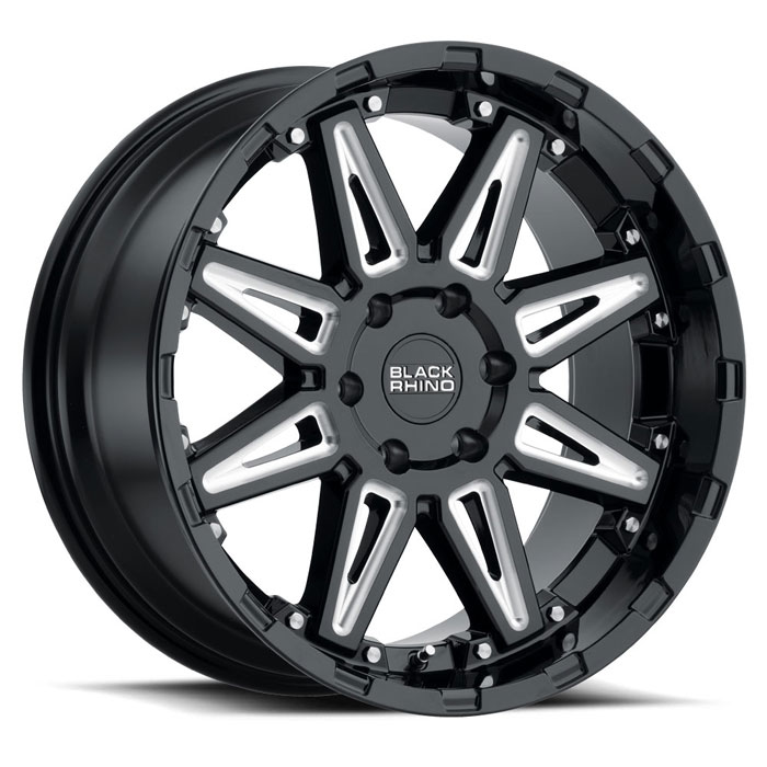 Black Rhino wheels and rims |Rush
