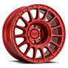 TSW Sandstorm Alloy Wheels Candy Red