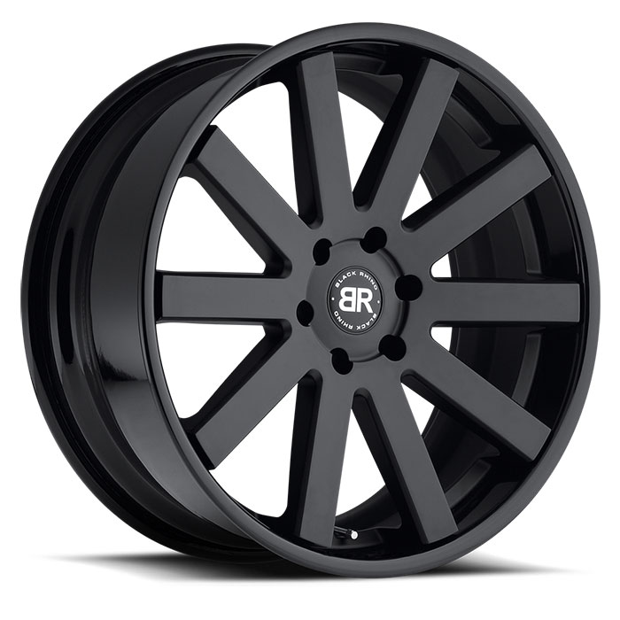 Savannah Truck Rims by Black Rhino