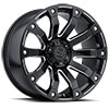 TSW Selkirk Alloy Wheels Gloss Black Milled